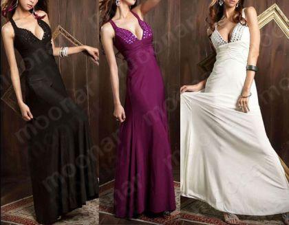 Vestido fiesta glamour 10.15 € (gastos de envío incluidos)