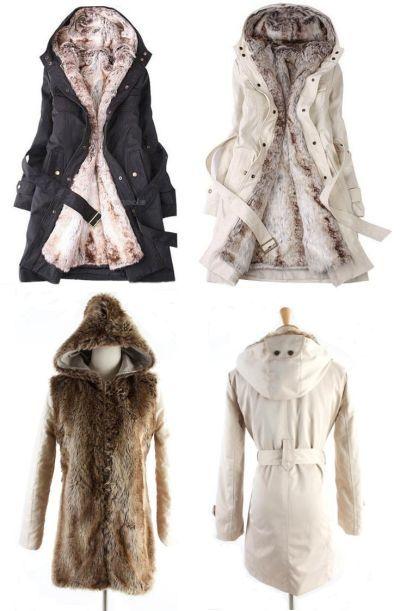 Precioso abrigo doble (dos en uno) 15.80 € (gastos de envío incluidos) AGOTADO!!