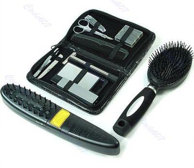 neceser manicura+cepillo laser + cepillo grande
