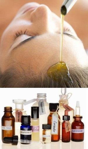 Los mejores aceites esenciales para cada tipo de cabello