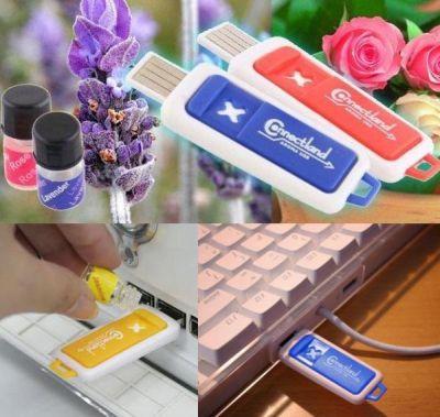 Difusor USB Aromaterapia 1.55 € (gtos. de envío incluidos) en lugar de 19.86 €