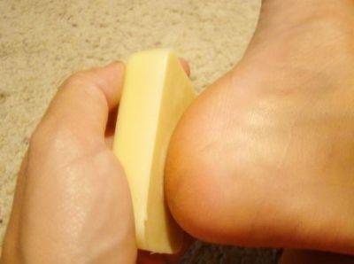 locion corporal solida pies