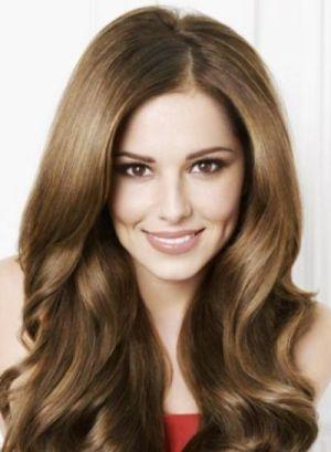 Cheryl Cole  botox capilar