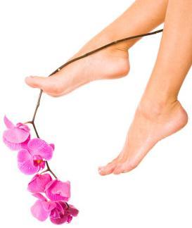 Peeling químico en los pies (callos, durezas y talones agrietados)