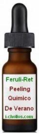 Feruli-Ret peeling quimico de verano-