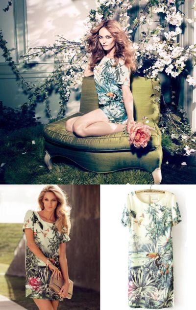 Vestido H&M Vanessa Paradis 5.75 € (Gtos. de envío incluidos) ACTUALIZADO