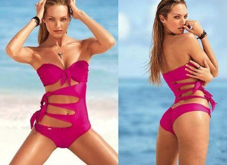 Monokini Luli Fama-Victoria Secret 7.20 € (Gtos. de envío incluidos) en lugar de 138 €