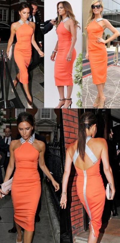 Vestido Victoria Beckham 13.65 € (Gtos. de envío incluidos) en lugar de 130 €