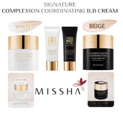 CC Cream-BB Cream Signature Missha 3.56 € (Gtos. de envío incluidos) ACTUALIZADO