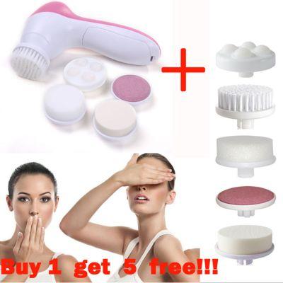 cepillo facial 10 cabezales