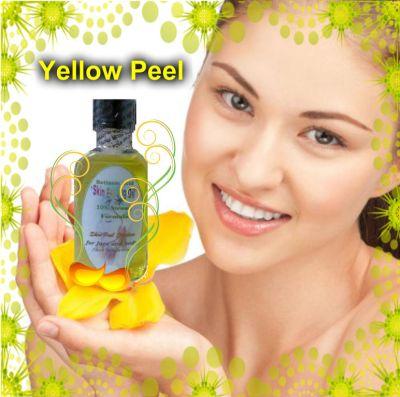Yellow Peeling  (Ácido Retinoico). Protocolo