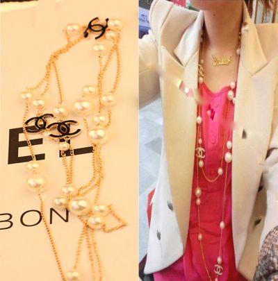Collar Chanel 3.34 € (Gtos. de envío incluidos) en lugar de 980 €