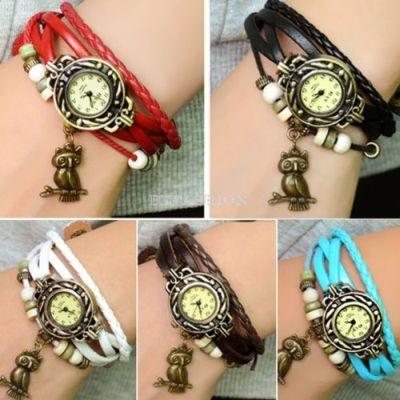 Reloj Vintage Buho amuleto 1.96 € (Gastos de envío incluidos) en lugar de 27 €