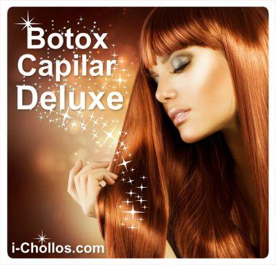 Receta Bótox Capilar Deluxe