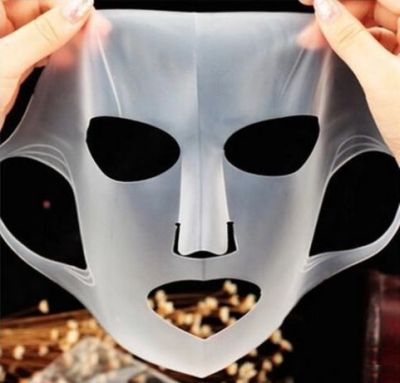 mascara de silicona