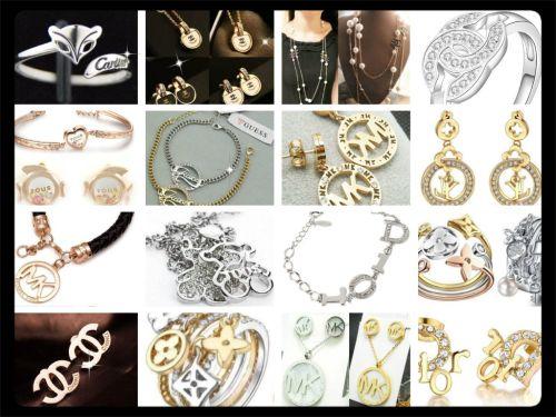 Joyas Cartier, Tous, Guess, Chanel, Louis Vuitton, Michael Kors y Dior  desde 0.70 € hasta 7.88 € (Gtos. de envío incluidos)