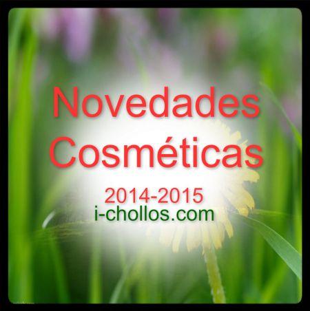 Novedades Cosméticas. 2014-2015