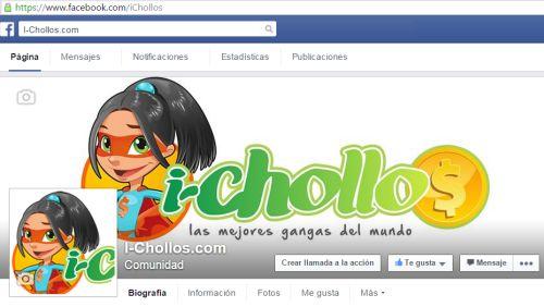 Chollos (Vestidos) en el Facebook de i-chollos (mayo 2015)