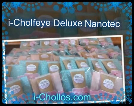 i-CHOLFEYE DELUXE NANOTEC (Liposomal). Versión mejorada con más de 50 principios activos