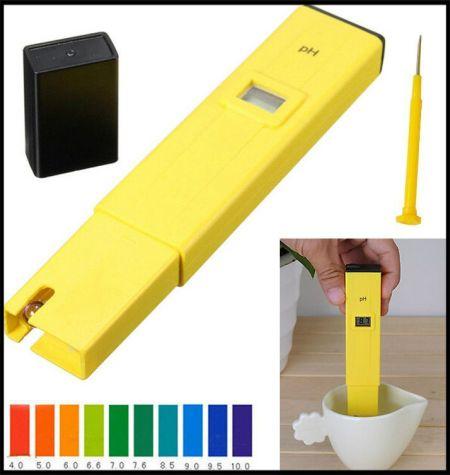 Peachímetro digital. Medición pH. Uso cosmético y alimentario. 6.29 € (Gtos. de envío incluidos)