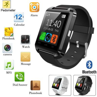 Smart-Watch U8 Android Reloj inteligente para teléfono móvil.  7.57 € (Gtos. de envío incluidos) ACTUALIZADO